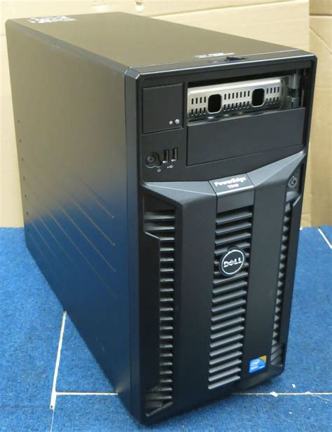Pc Server Unbk Dell T310 Xeon X3430 2 40ghz 8gb 500gb Dvd Rw 2port Lan dell poweredge t310 xeon x3470 2 93ghz 4gb 4x 500gb raid tower server