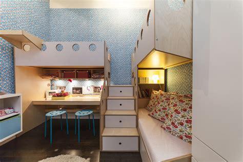 cool kids rooms  children wont mind sharing