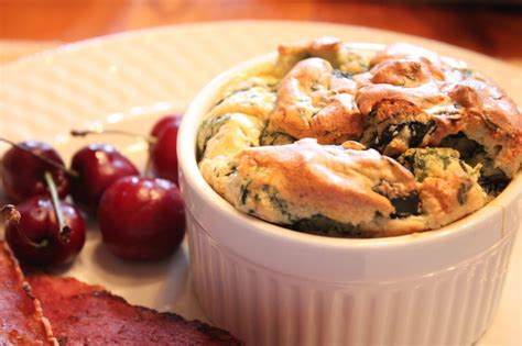 spinach cheese souffle cooking with elise spinach cheese souffle