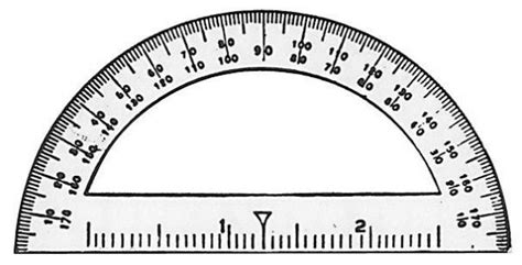 protractor print log protractor 3 1 2 inch student drawing protractors alvin