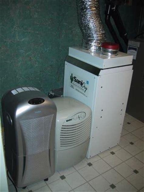 sanidry dehumidifier review