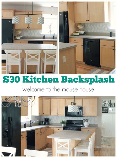 wallpaper for backsplash in kitchen easy kitchen backsplash 30 target wallpaper