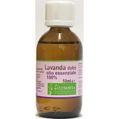 oli essenziali uso interno olio essenziale di lavanda dolce uso interno fitosofia