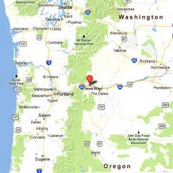 washington and oregon map memes