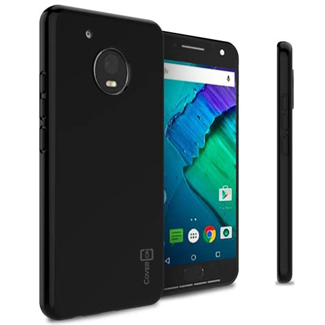 Motorola Moto C Plus Armor Rugged Slim Tpu Soft Carbon for motorola moto x 2017 g5 plus tpu slim lightweight cover ebay