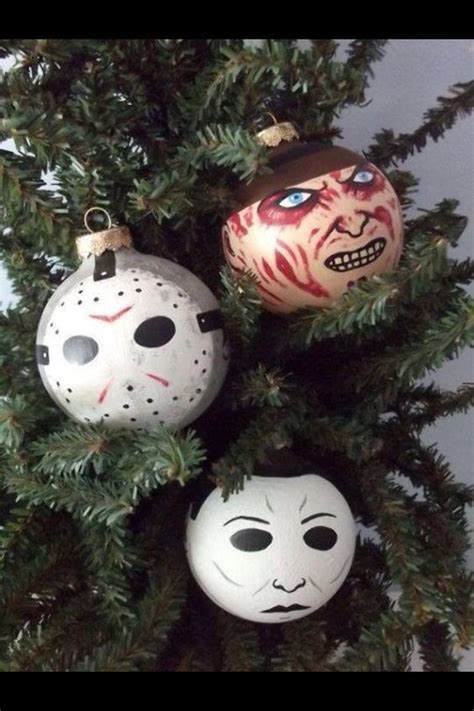 serial killers horror and ornaments on pinterest