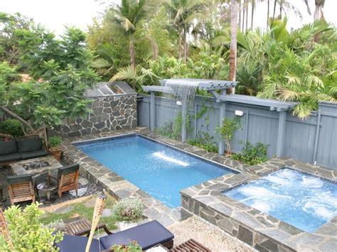 rectangle pool quot viking quot pool design ideas pinterest