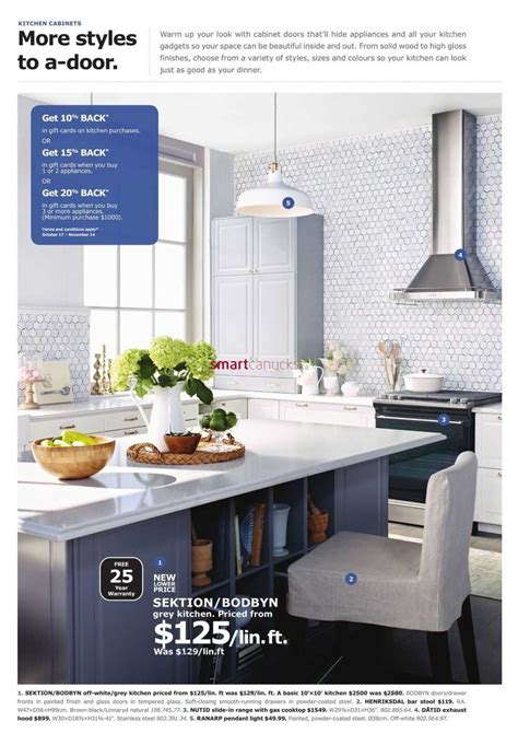 ikea kitchen event ikea kitchen event flyer october 17 to november 14