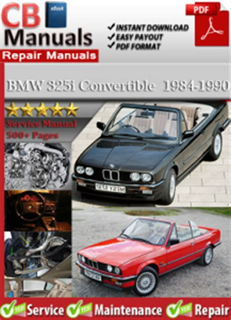 online auto repair manual 2004 bmw 7 series instrument cluster bmw 325i convertible 1984 1990 service repair manual service repair manuals ebooks
