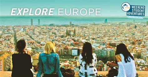 wsa europe  rated  student travel weekend student