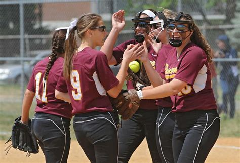 section v softball scores section ii softball semifinal scoreboard postponed until