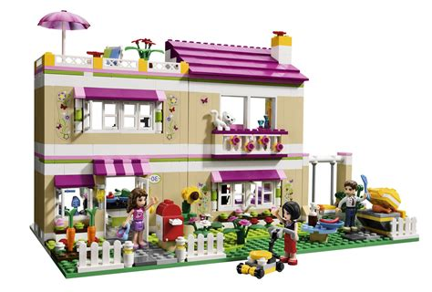 Image Gallery Lego Friends House