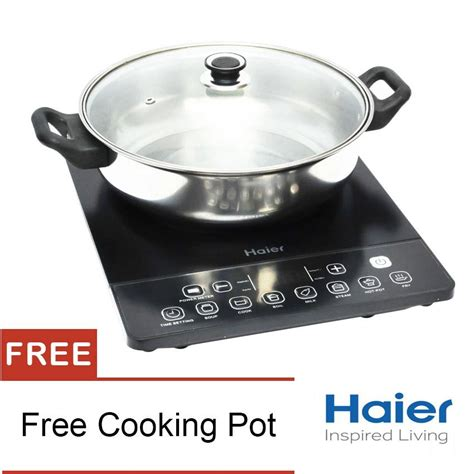 induction cooker for pot haier induction cooker c21 h2108 wit end 1 17 2018 1 15 pm
