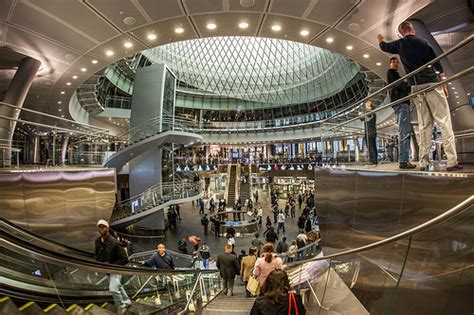 Fulton Center Station New York City | Anthony Quintano ...