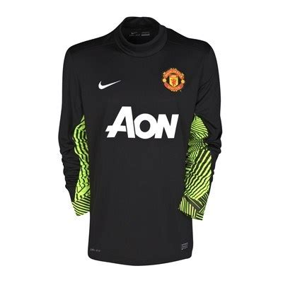 Jersey Arsenal Gk Home 11 12 manchester united goalkeeper kit 11 12 home football kit news new soccer jerseys