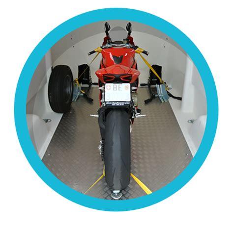 Motorrad Diebstahlschutz Versicherung by Motorradanh 228 Nger Mieten Vermietung T 246 Ff Transport