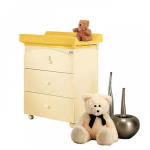 Pali Changing Table Little Star By Pali Bath With Two Drawers In White Made In