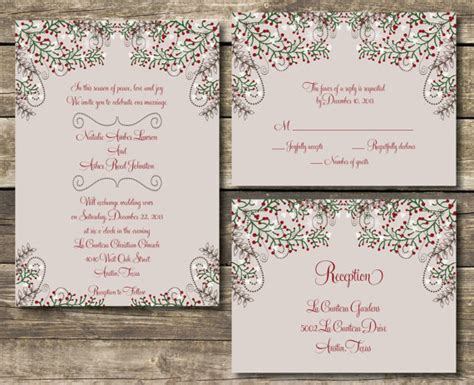 winter wedding invitation templates winter wedding invitation wording wedding ideas and