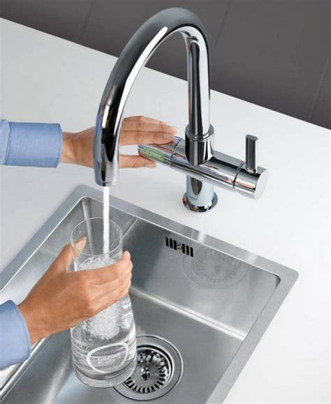 kitchen faucet with built in water filter kitchen faucet with built in water filter 28 images