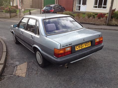 Audi 80 Quattro For Sale Uk by 1985 Audi 80 For Sale Classic Cars For Sale Uk