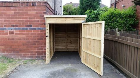 Mobility Scooter Garages Uk by Mobility Scooter Storage Shed Heavy Duty Beyond Timber
