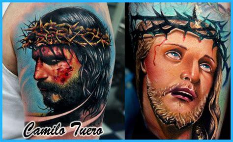 imagenes impresionantes de tatuajes los mejores tatuajes de jesus en 3d mejores tatuajes de