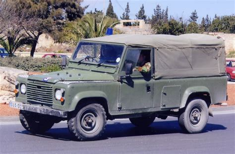 military land defender vehicles land rover uk autos post