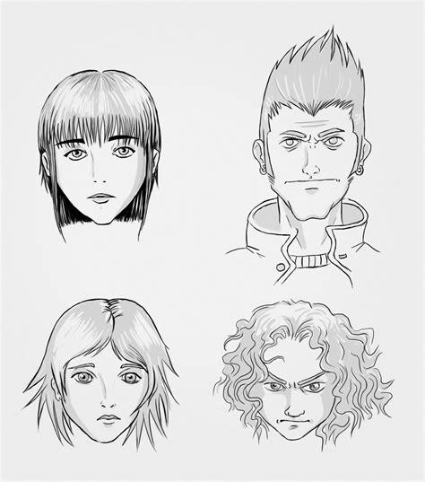 imagenes para dibujar rostros rostros para dibujar imagui