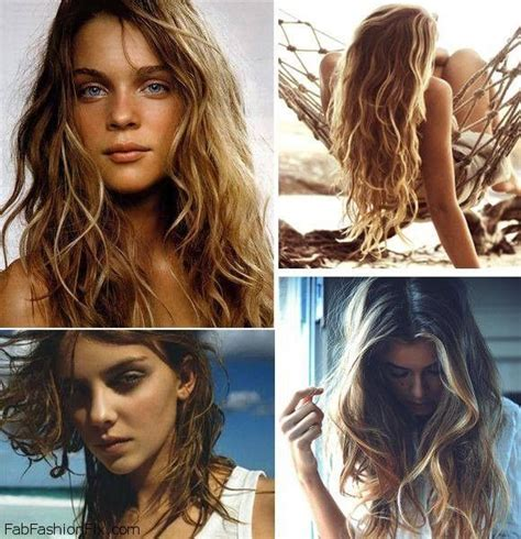 beach wave techniques how to create perfect beach waves hair beach waves