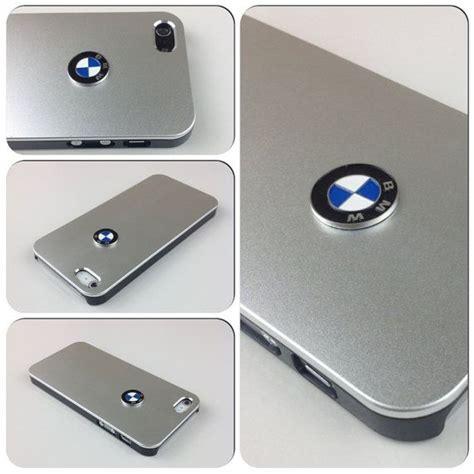 Apple Logo Aufkleber Silber by Iphone 5 Cover Bmw Sport Car Logo Carbon Aluminum Metallic