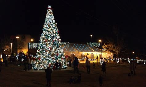 lights are on for hoover s christmas tree al com