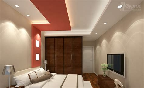 false ceiling designs  bedroom saint gobain gyproc india