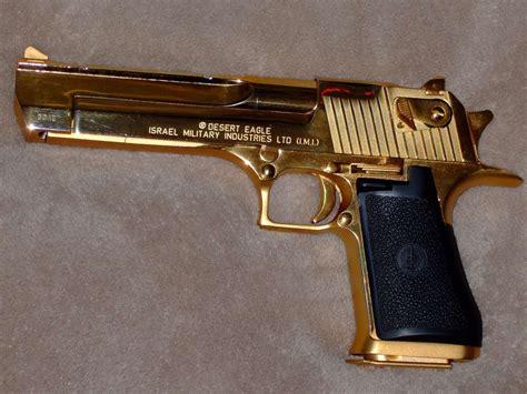 wallpaper gun gold wallpaper backgrounds desert eagle gun hd wallpapers
