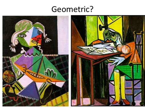 picasso paintings ppt picasso and creating cubist superheroes