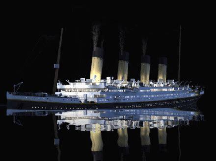 titanic sinking gif tumblr - Titanic Boat Sinking Gif