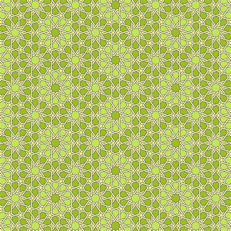design pattern stock 12 point geometric pattern interlaced style by