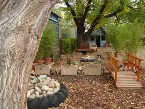Backyard Playscape Designs by Playscape Bridges And Benches Stuff For