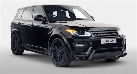 new bespoke sutton range rover models will cost you 163