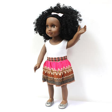 black doll 18 inch wholesale black doll 18 inch black dolls toys wholesale