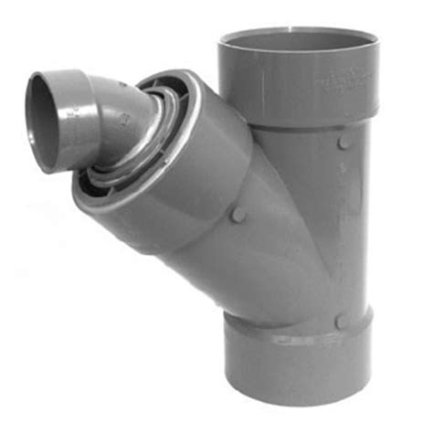 Flange Pvc Plendes Pvc Rucika Aw 3 3 quot x 3 quot x 1 1 2 quot chemdrain cpvc aw wye and 1 8 bend reducing aw 502c
