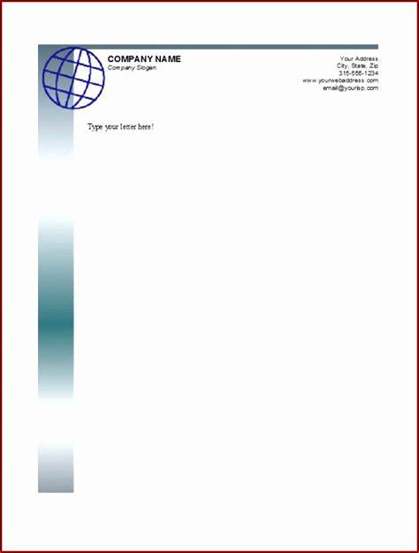 headed paper template free 5 free letterhead templatenvjcne templatezet