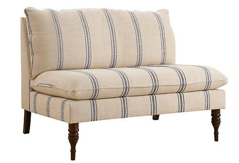one kings lane settee 17 best images about home decor on pinterest upholstery