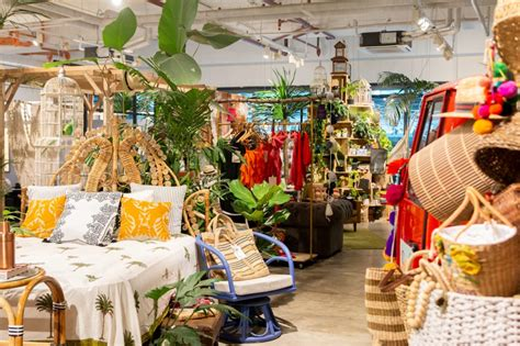 habitacion seek the uniq plants take the limelight in this power plant mall pop up