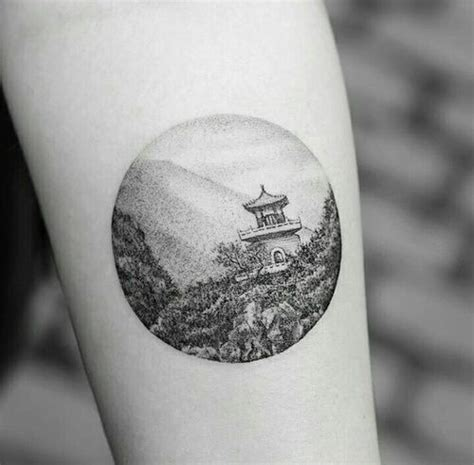 scenery tattoos 25 best ideas about scenery on nature