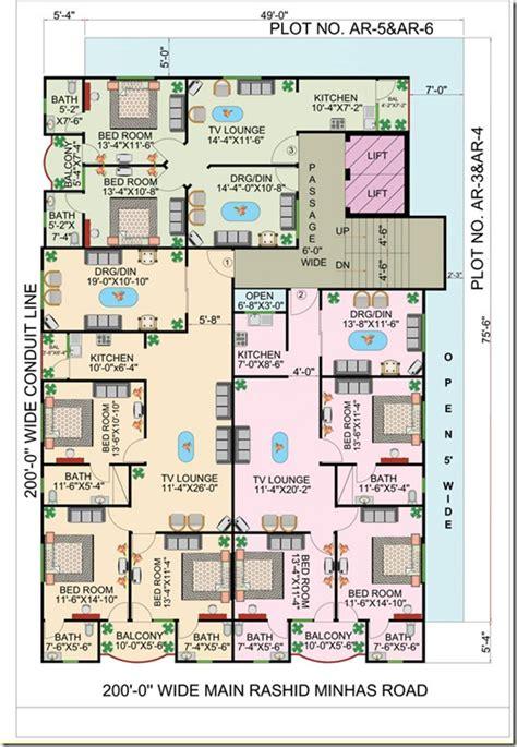 site office layout plan layout plan united castle karachi property blog