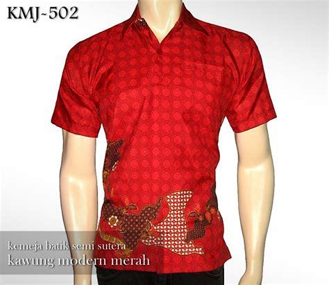 Kemeja Koko Modern Kmj A05 Ashl batik modern pria rajapadmi batik rajapadmi