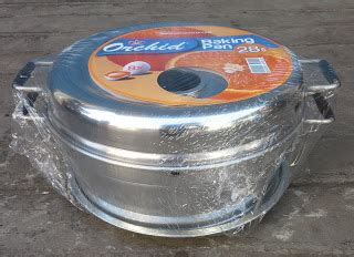 Baking Pan Orchid Diameter 24 Cm Alat Untuk Membua Kualitas Terjamin selatan jaya distributor barang plastik surabaya