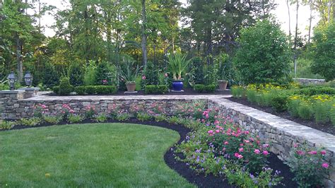 black mulch in flower beds garden inspiration
