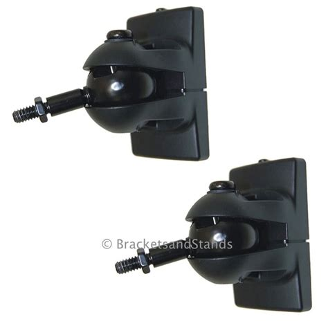pinpoint  universal home theater speaker wall mounts
