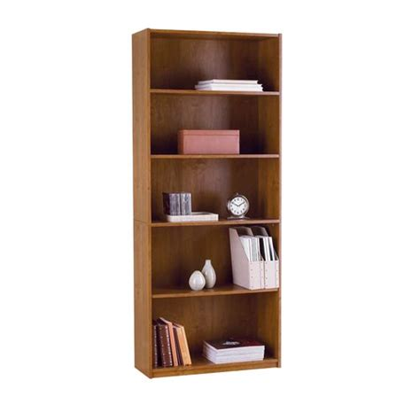 Walmart Mainstays 5 Shelf Bookcase White